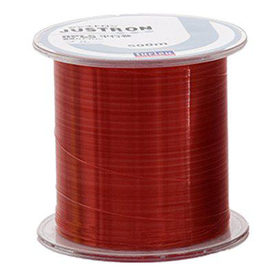 High Strength 500M Nylon Fishing Line Durable Monofilament
