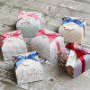 6PCS Chilly Gift Decorative Treats Boxes Cake Cookies - MULTI