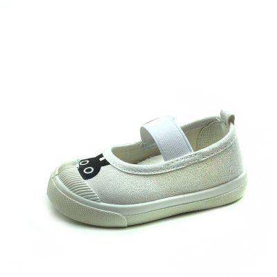 New Fashion Fashion Canvas Candy couleur bébé étudiant chaussures