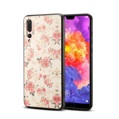 For Huawei P20 Pro Cherry Blossoms Phone Protective Cover
