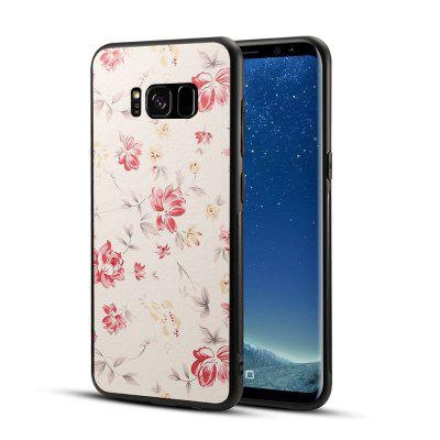 For Samsung S8 plus Cherry Blossom Phone Protective Cover