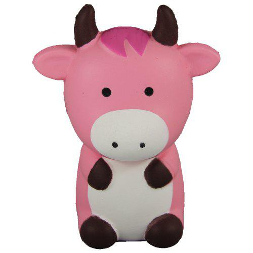 Jumbo Squishy Pink Cow Toys 7 13 Free Shipping Gearbest Com