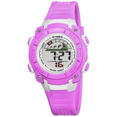 SYNOKE Children Outdoor Multifunctional Waterproof Watch