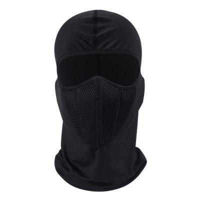 ZIQIAO Motorcycle Full Face Mask