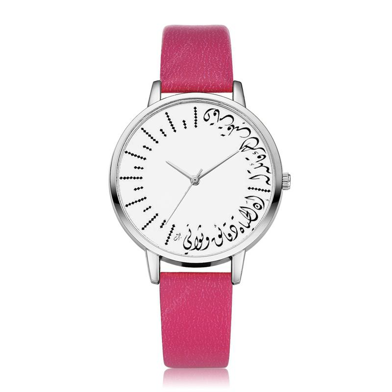 Lvpai P367 Women PU Leather Wristwatch Clock