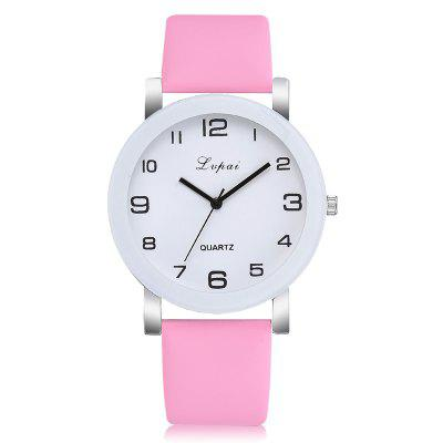 Lvpai P382 Casual Digital Student Quartz Watch