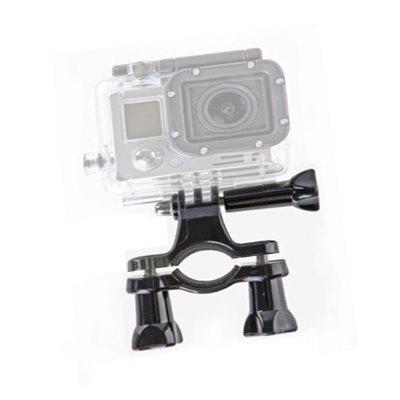 Sports Camera Bicycle Handlebar Seatpost Mount Stand Arm Adapter