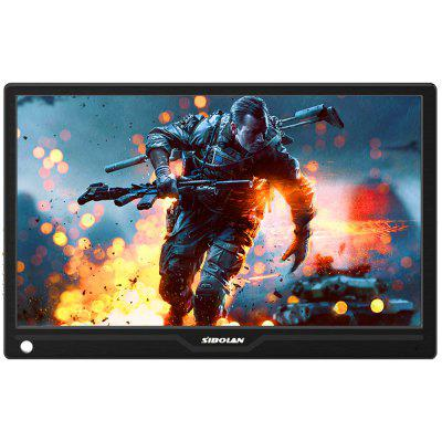 SIBOLAN S15c 13.3 inch IPS USB Portable Monitor 1080P HDR with HDMI/TYPE-C input