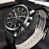 BENYAR Fashion Chronograph Sport Mens Top Brand Luxury Quartz Watch - MULTI-L