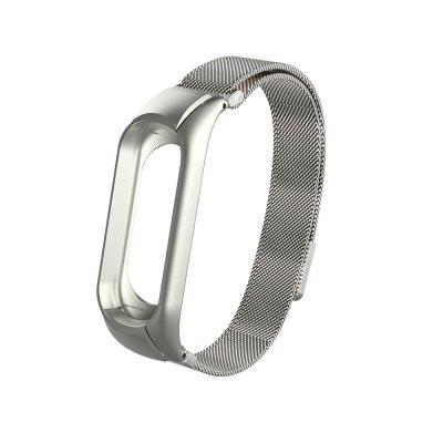 Stainless Steel Bracelet Wristband  Metal Strap For Xiaomi Mi Band 3