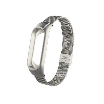 Replacement Metal Wrist Band Strap for Xiaomi Mi Band 3 Smart Bracelet