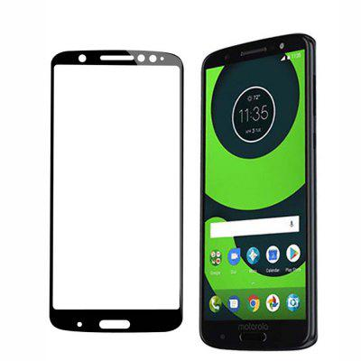 Tempered Glass Screen Protector 9H Full Coverage for Motorola Moto G6 Plus