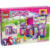 Blocks Baby Girls Puzzle Fancy Construction Toys - MULTI COLORI-A