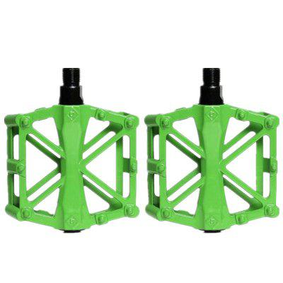 Outdoor Mountain Road Bike Aluminum Alloy Bearings Ultralight Bicycle Pedals 2PCS