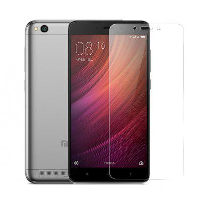 Transparent Tempered Glass Screen Protector for Xiaomi Redmi 5A