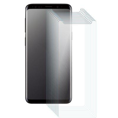 10pcs Tempered Glass Membrane Steel Half-screen 2.5D Round Edge for Samsung S9