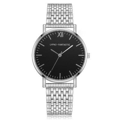 Lvpai P368 Women Alloy Ladies Wristwatch Clock
