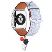 Smart Watch band Strap Fashion Pendant Design For Apple 38mm