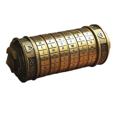 Gearbest $35.99 Coupon 'GBDVC814' for Da Vinci Code Locker Valentine's Day Fun Creative Romantic Birthday Gift promotion