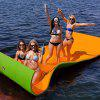 Special Material Floating Mat Used in Lake Pool on Beach for Relax - BEER