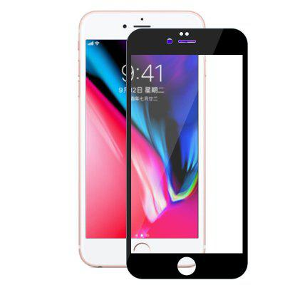 Silk Screen 2.5D Full Screen Covered Tempered Film for IPhone 6 / 6s