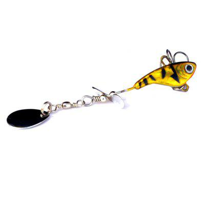 Spoon Sequins Lead 11G Treble Hooks and Sequins Boat Fishing Lures