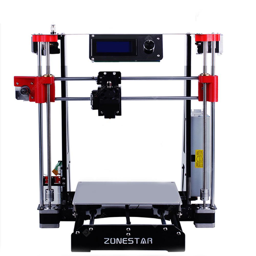 Zonestar M8 Full Metal 3d Printer Kit Extremely Simple Assembly 220X220X240mm