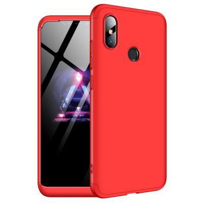 Custodia per Xiaomi Mi 8 SE Shockproof Ultra-sottile Full Body Cover Solid Hard PC