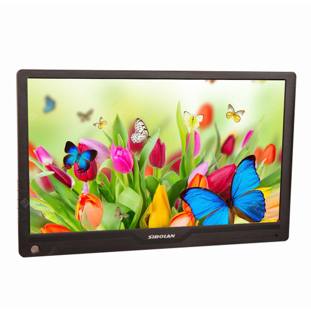 SIBOLAN S10 10.1 inch 2560x1600 2K IPS HDR Portable Monitor with HDMI Input - BLACK