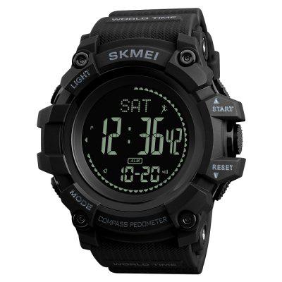 SKMEI Fashion New Sports Reloj multifuncional impermeable al aire libre con marea Compass