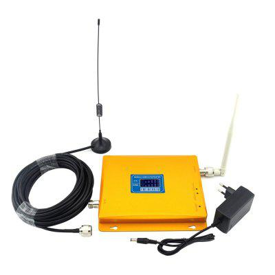 Фото 2G GSM 900MHz 3G W-CDMA 2100MHz Mobile Phone Signal Booster Dual Band