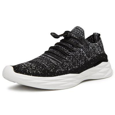 ZEACAVA Flying Woven Breathable Casual Sports Running Shoes flying knitted unisex running shoes