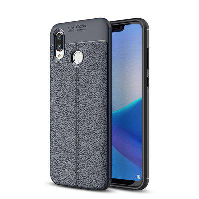 Фото Case for Huawei Honor Play Shockproof Back Cover Solid Color Soft TPU