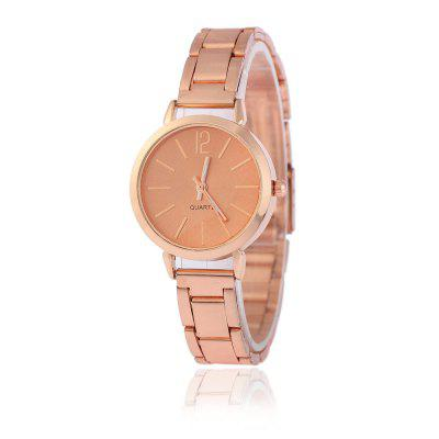 V5 Women Leisure Simple Digital Scale Quartz Watch