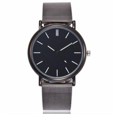V5 Women Fashion Mesh Stainless Steel Quartz Watch 5 8 20 30 40 mesh stainless steel screen wire filter sheet woven cloth 15x30cm with wear resistance