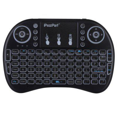 2.4G Backlit Wireless Mini Keyboard USB with Touchpad for Android TV Box