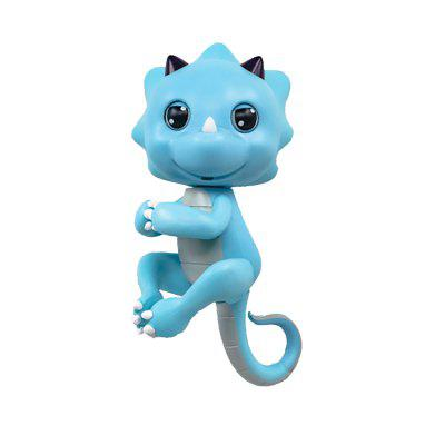 Cute Baby Dinosaur Style Finger Playing Electric Pet Kid Toy