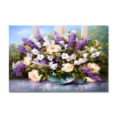 DYC11244 Flowers in the Elegant Bottle Print Art