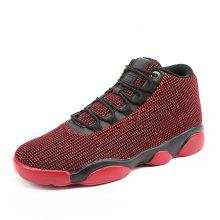 ZEACAVA New Breathable Sports and Leisure Basketball Shoes
