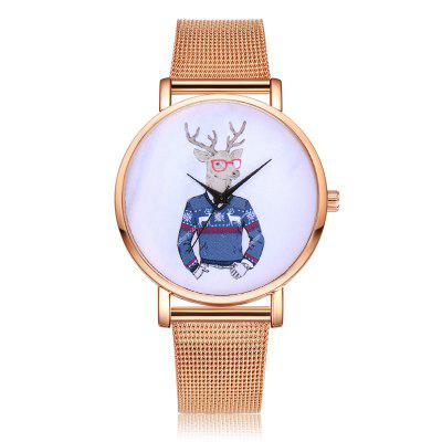 Lvpai P418 Rose Gold Stainless Steel Casual Fashion Women Watch dom ladies fashion quartz watch women rhinestone leather casual dress watch rose gold crystal reloje mujer 2018 montre femme