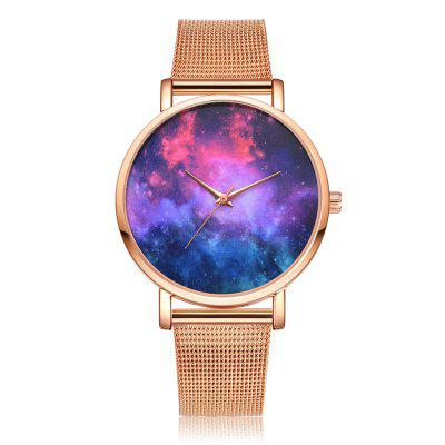 Lvpai P420 Dream Flame Rose Gold Watch
