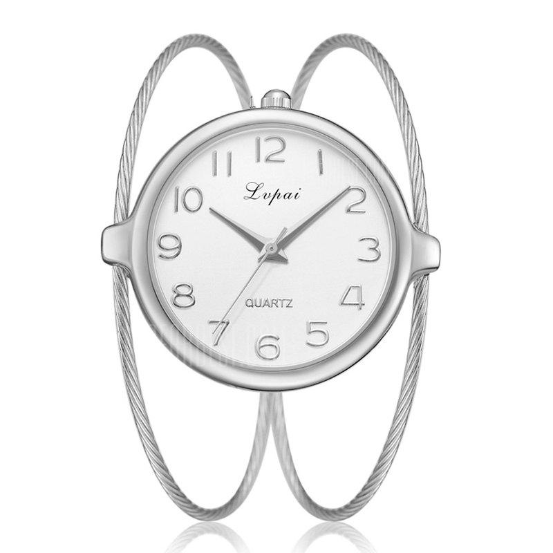 Lvpai p431 Exquisite Oval Pull Fashion Women Watch