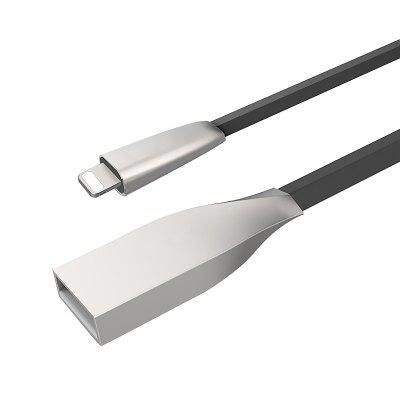 Metal Micro USB Fast Charger for iPhone Charging Cable