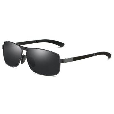 GS2490 Square Metal Sunglasses -  10.37 Free Shipping 6ebe49ac26
