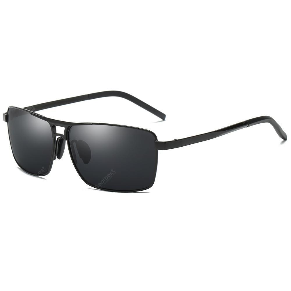 GS6081 Square Fashion Sunglasses