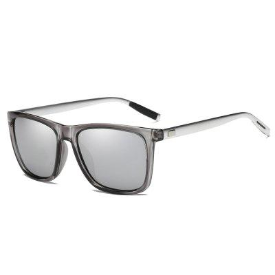GS6387 Rectangular Sunglasses