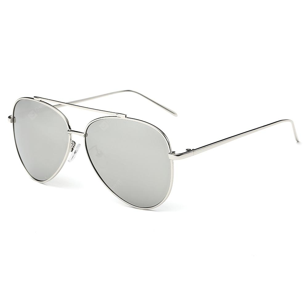 GS8022 Fashion Metal Sunglasses