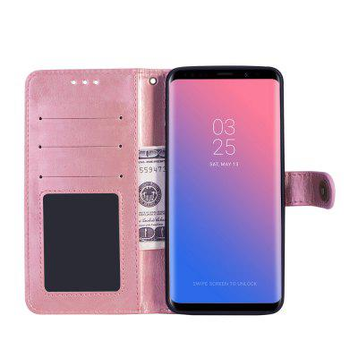 Cooho BKS4C88B20 for Samsung S9 Plus Iron Buckle Solid Color Mobile Phone Case
