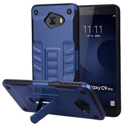 Case for Samsung J52017 with Stand Back Cover Solid Colored Hard PC Material new detachable official removable original metal keyboard station stand case cover for samsung ativ smart pc 700t 700t1c xe700t
