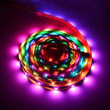 HML USB 5M 5V 5050 x 150 SMD RGB Dream Color LED Strip Light-w/14 Key Remote